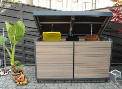 Mülltonnenbox Smart